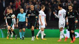 Ronaldo bất phục chiến thắng của Tottenham