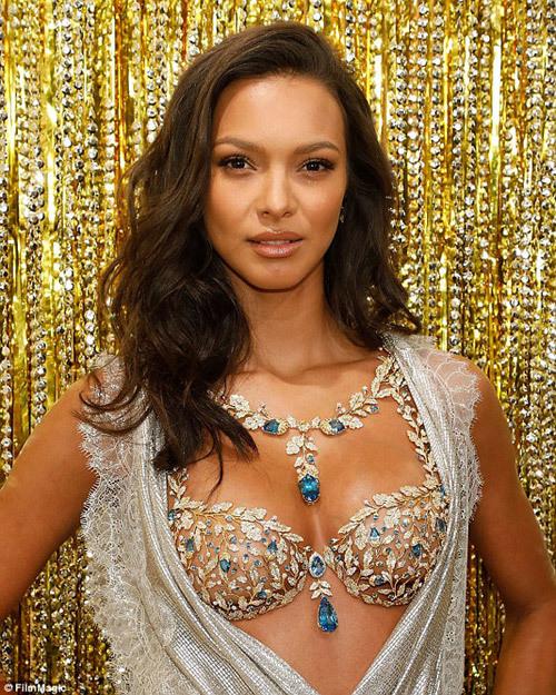 Lais Ribeiro,Victoria's Secret