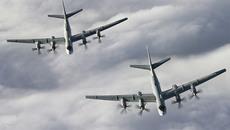 Chiến cơ Nga-Mỹ lượn sát Triều Tiên