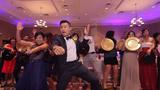 Chú rể 'hóa' Sơn Tùng M-TP nhảy cực sung trong đám cưới