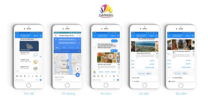 Đà Nẵng thí điểm ứng dụng chatbot phục vụ du khách dịp APEC