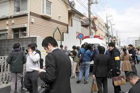 Video về căn hộ đầy xác chết ở Nhật