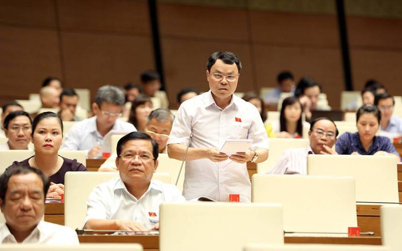 thuế phí,Nguyễn Tiến Sinh,lạm thu