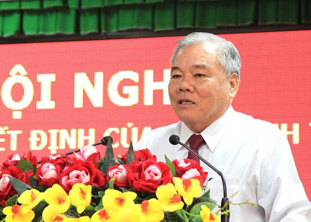 Bí thư Sóc Trăng,Phan Văn Sáu,Bộ Trưởng GTVT,Nguyễn Văn Thể