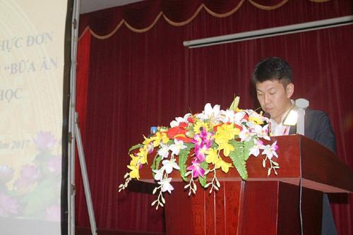 70 trường tiểu học Phú Thọ triển khai Thực đơn dinh dưỡng