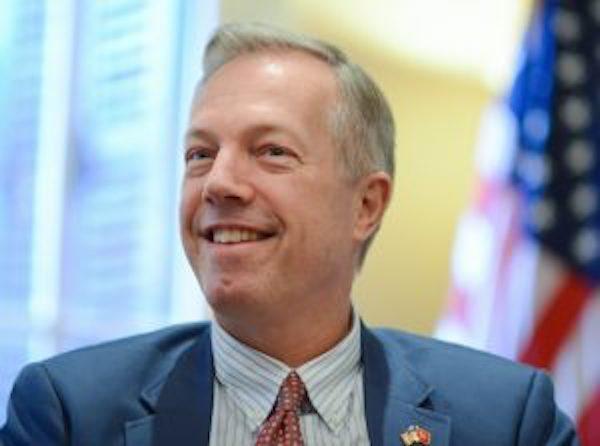 Nguyên Đại sứ Mỹ tại Việt Nam làm Phó Chủ tịch Trường ĐH Fulbright