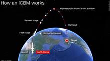 Phiên bản mới đáng gờm của tên lửa Triều Tiên