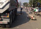 Cô gái tử nạn sau va chạm xe tải trên đường Phạm Văn Đồng