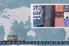 Hệ thống tàu ở Trung Quốc 'khủng' cỡ nào?