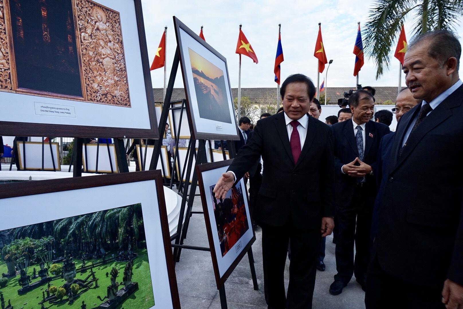 Quan hệ Việt - Lào là mẫu mực về sự thuỷ chung son sắt