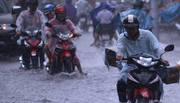 Bão Damrey kết hợp triều cường, Sài Gòn có thể ngập nặng