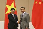 Cuộc hội đàm thẳng thắn giữa Phó Thủ tướng và Bộ trưởng Ngoại giao TQ