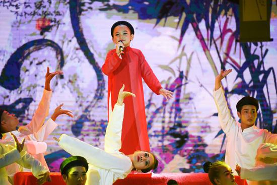 Cố nghệ sĩ Khánh Nam xuất hiện trên truyền hình