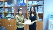 Trao hơn 42 triệu bạn đọc giúp đỡ bé Hoàng Minh Anh mắc bệnh ung thư võng mạc