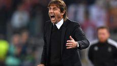 """Conte bốc hỏa, dọa """"đuổi"""" hết quân trước đại chiến MU"""