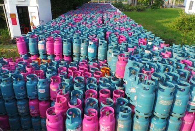 Doanh nghiệp nguy cơ phá sản vì 50.000 vỏ bình gas bị chiếm giữ trái phép