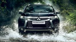 Ô tô Mitsubishi giảm giá kỷ lục 206 triệu: SUV rẻ nhất Việt Nam