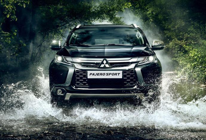 ô tô Nhật,ô tô Mitsubishi,ô tô giảm giá,giá ô tô,SUV,Mitsubishi Pajero,Mitsubishi Mirage