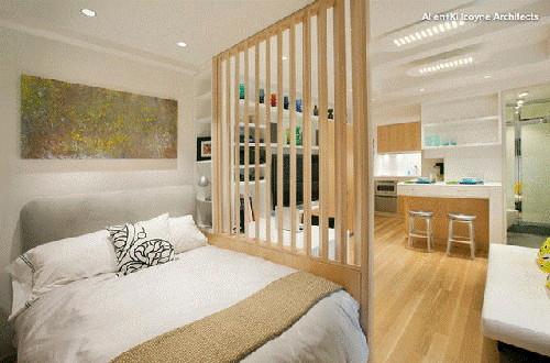 Bí kíp tạo những góc riêng độc đáo trong ngôi nhà có không gian mở