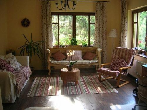 Đưa cả mùa thu mộng mơ vào không gian trong nhà