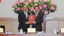 Thủ tướng trao quyết định bổ nhiệm tân thành viên Chính phủ