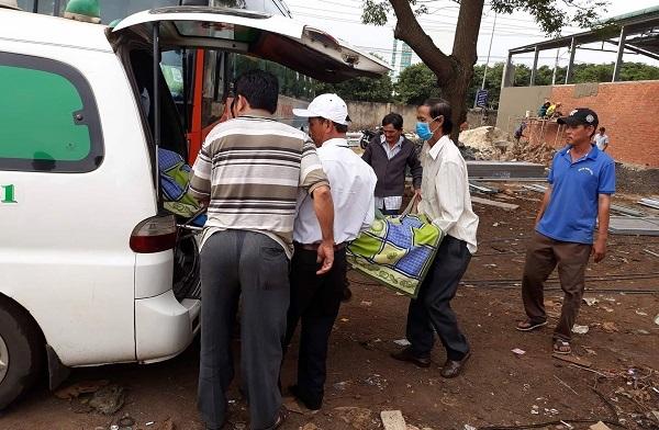 Người đàn ông tử vong trên xe khách khi đi làm thuê