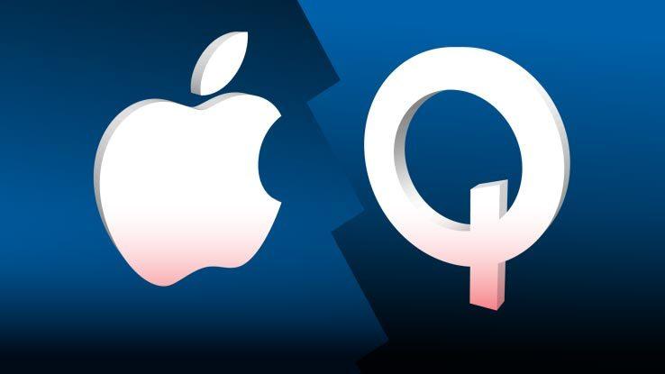 Qualcomm kiện Apple chia sẻ bí mật mã chip với Intel