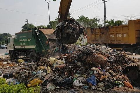clip rác thải