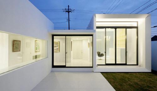 Minimalism - đỉnh cao của kiến trúc tối giản