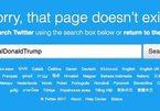 Tài khoản Twitter của TT Trump bất ngờ bị xóa