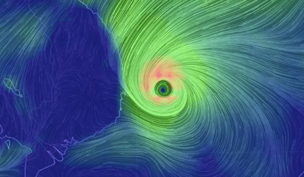 bão số 12,cơn bão số 12,tin bão mới nhất,tin bão,bão Damrey