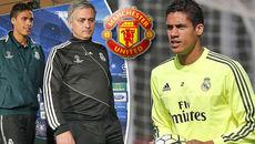 """Mourinho xúi Varane """"nổi loạn"""" sang MU, Ronaldo kém tại Messi"""
