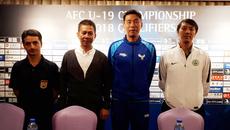 Bảng xếp hạng vòng loại U19 châu Á 2018