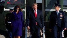 Năm đầu cầm quyền của ông Trump: Đột biến, phá cách và chia rẽ