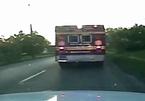 Liều lĩnh cướp xe cứu thương với bệnh nhân và bác sỹ bên trong