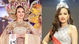 Khánh Ngân ấp úng trả lời phỏng vấn bằng tiếng Anh sau khi đăng quang Hoa hậu Hoàn cầu 2017