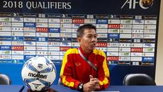 """HLV Hoàng Anh Tuấn: """"U19 Việt Nam chơi chưa đúng sức"""""""