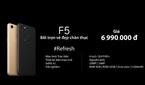 OPPO F5 ra mắt với màn hình tràn viền, giá 7 triệu đồng