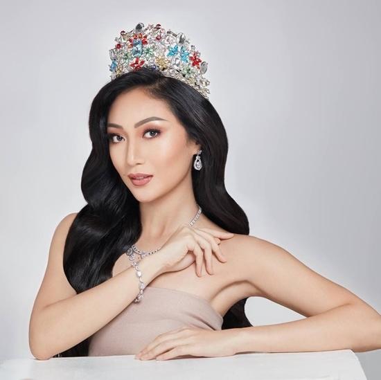 Nhan sắc tân Hoa hậu Trái Đất 2017