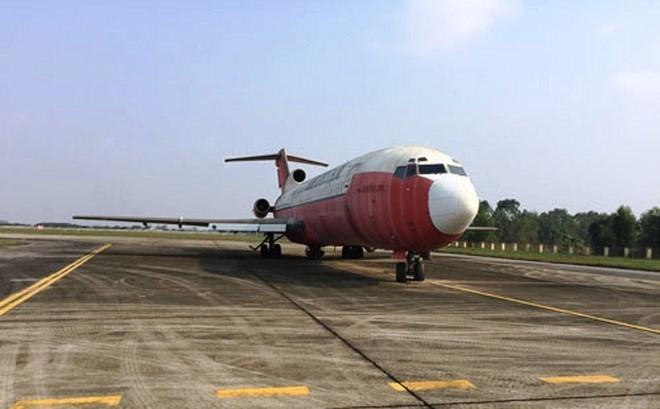 'Thân phận' hẩm hiu của chiếc Boeing bị bỏ rơi tại Nội Bài