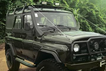 U-oát thần thánh lên đời vượt cả Jeep, Land Rover
