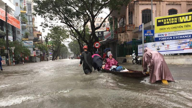 bão số 12,cơn bão số 12,ngập lụt,Lụt,xả lũ,tin bão mới nhất,Thừa Thiên Huế