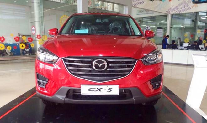 Ô tô Mazda bất ngờ tăng giá đồng loạt