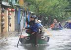 Thủy điện xả lũ, hạ du Quảng Nam ngập trong biển nước