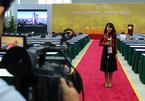 Tất bật ngày đầu ở đại bản doanh truyền thông APEC