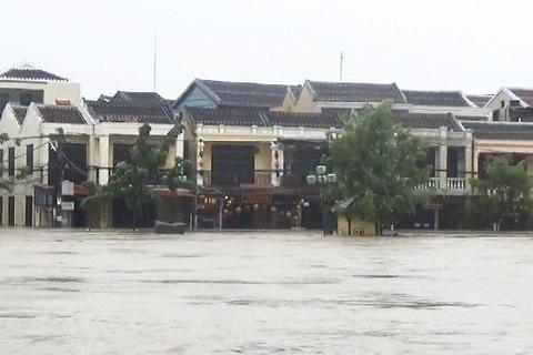 Ngập lụt Hội An