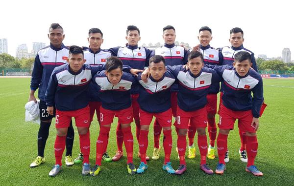 u19 viet nam vs u19 dai bac trung hoa tranh ngoi dau bang 2 - Nhận định bóng đá U19 Việt Nam vs U19 Đài Bắc Trung Hoa, 16h ngày 6-11