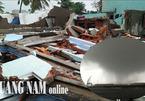 Lốc xoáy tan hoang xã đảo, nhiều người bị thương nặng