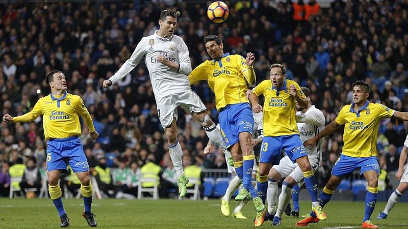 real madrid las palmas - Link xem trực tiếp Real Madrid vs Las Palmas, 2h45 ngày 6-11