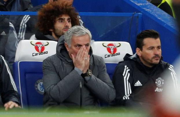 mourinhoo - Mourinho la toáng, MU không đáng thua